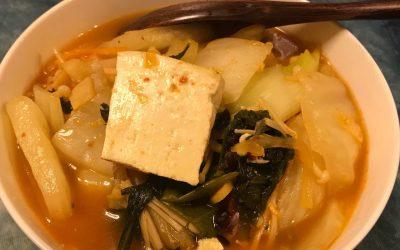 Healthful, Flavourful, Playful Kimchi
