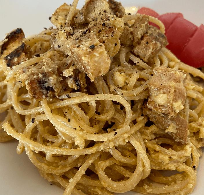 Creamy Carbonara