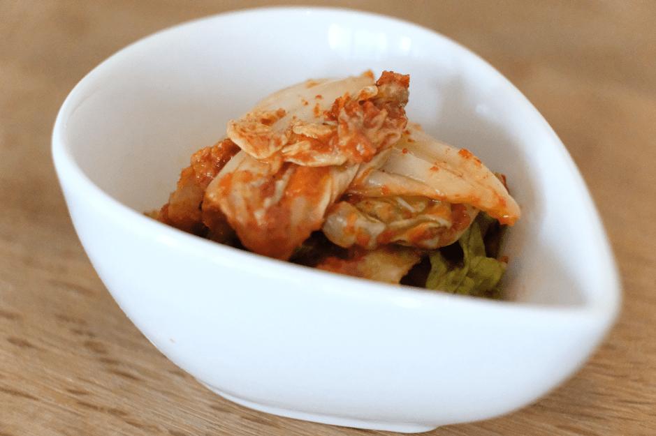 No-Ferment Kimchi